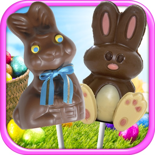 Chocolate Easter Pops