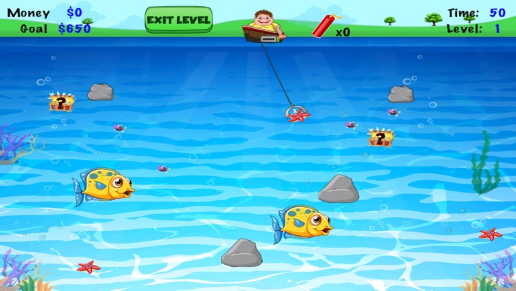 A Flabby Fat Man Fisherman Frenzy FREE- Prize Fly Fishing Sea Fish Star Arcade