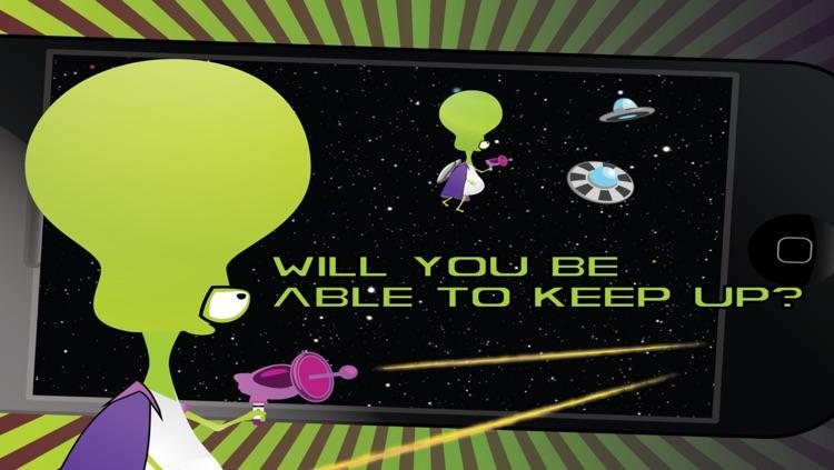 Alien Attacks: The FREE Intergalactic Space Battle screenshot-3