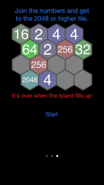 2048 Hexagon screenshot-4