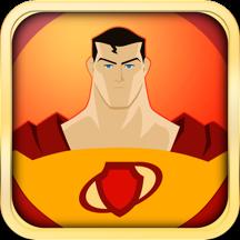 Super Heroes Defender War