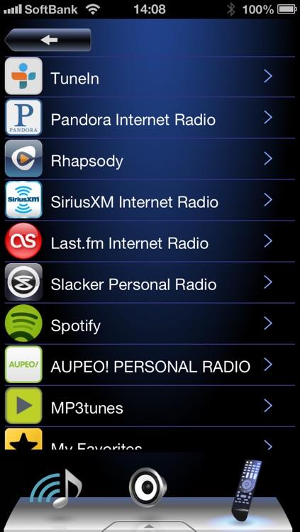 Onkyo Remote 2 screenshot-4