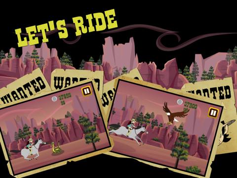 Lone Riders: Zombie Rangers Running Amok-ipad-2