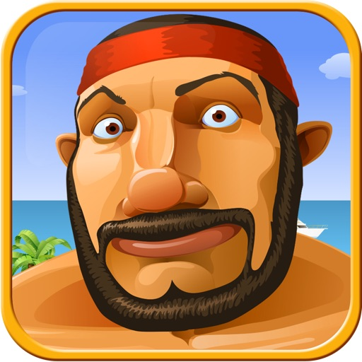 Beach Dude Run icon