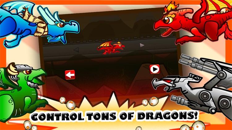 A Dragons Vs. Vikings Saga - Clash With Flying Enemies Free Game