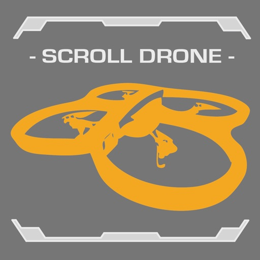 Scroll Drone for iPad