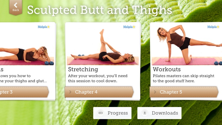 Learn Pilates screenshot-2