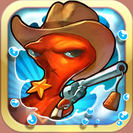 Squids Wild West Review