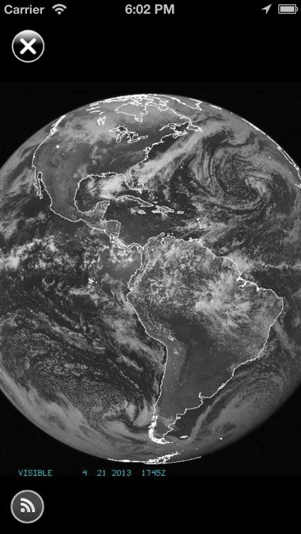 Hurricane Tracker By HurricaneSoftware.com's - iHurricane Free screenshot-3
