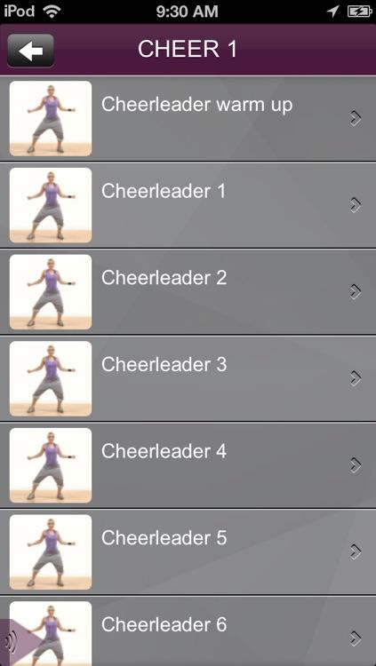 Cheerleading Dance Fitness