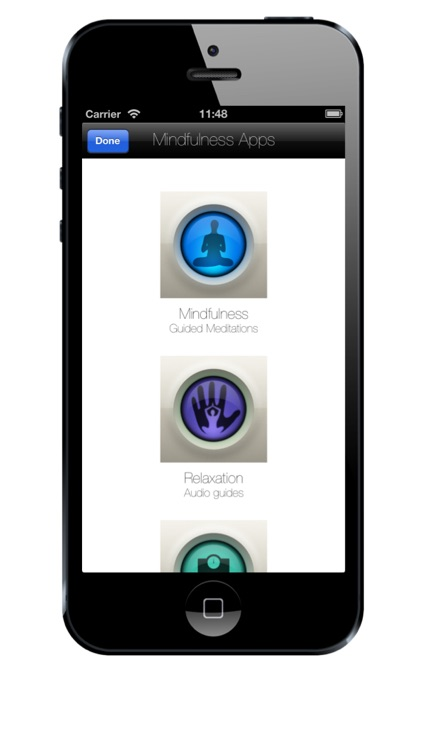 Relaxation App - Guided relaxation techniques using mindfulness and meditation screenshot-4