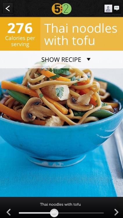 5:2 Fasting Diet Recipes screenshot-3