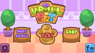 Screenshot of My Virtual Pet - Gioco Gratis di Animali Cuccioli4