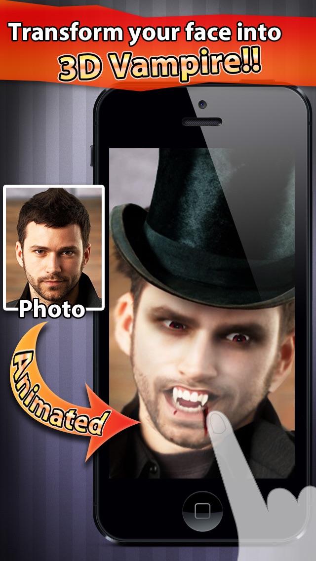 VampireBooth: 3D Vampire