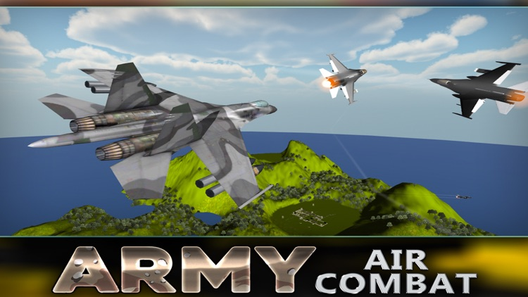 Modern Army Air Combat Simulator 3D