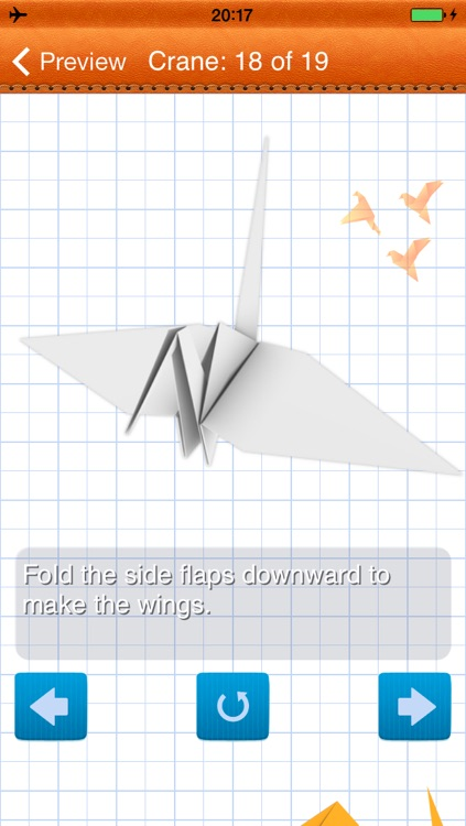 How to Make Origami Birds screenshot-4