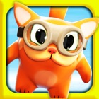 Airplane Cats vs Rats FREE - Tiny Flying Angry Air Battle Game icon