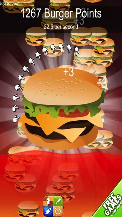 Burger Clicker Madness screenshot-3