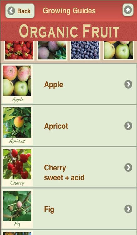 Growing Your Own Organic Fruit with Garden Organic screenshot-4