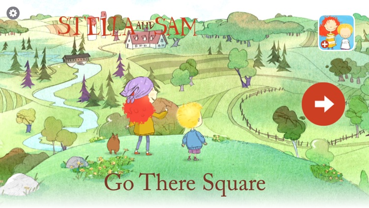 Go There Square: A Stella and Sam Adventure