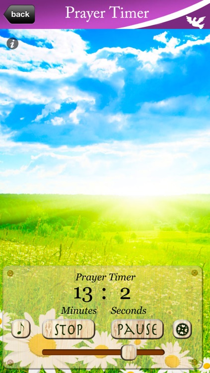 Prayer Timer - Spend Time with God screenshot-3