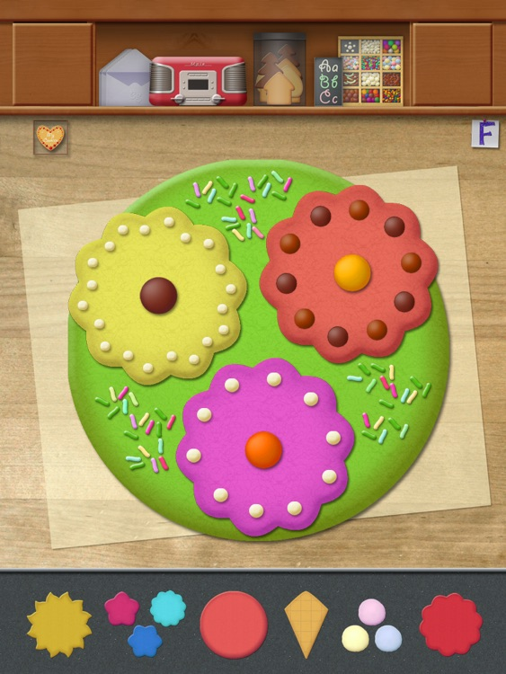 Bakery Shop: Cookies for Mommy screenshot-4
