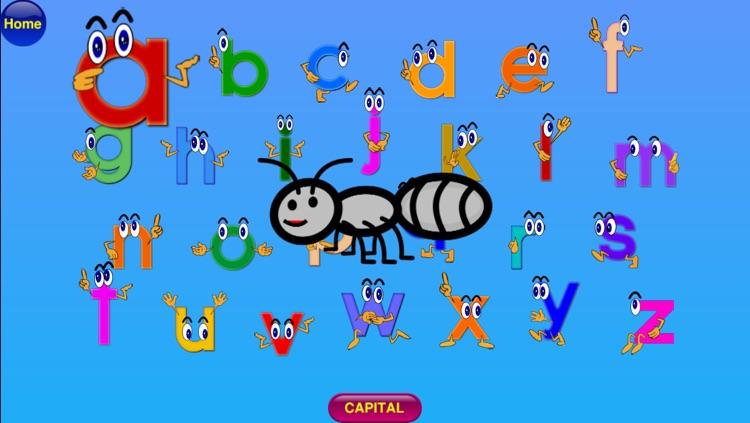 ABC Phonics Montessori Talking Alphabet Free screenshot-4