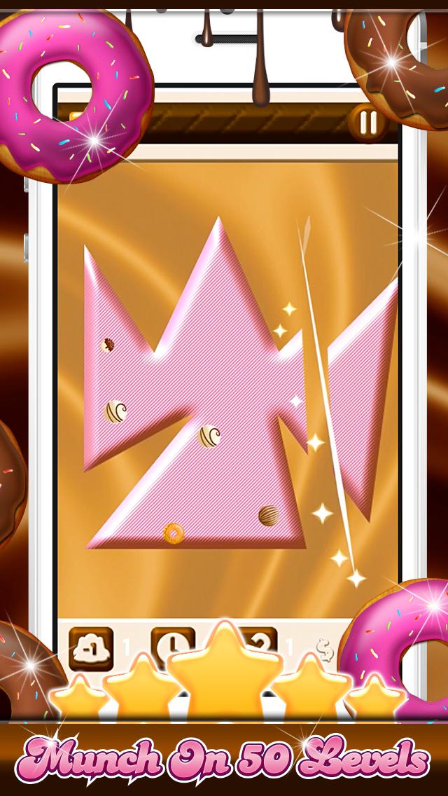 クレイジーチョコレイトドーナツブロックスラッシュのおすすめ画像2
