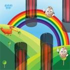 Crazy Flappy Dodo FREE - Guarde el pájaro de la extinción icon