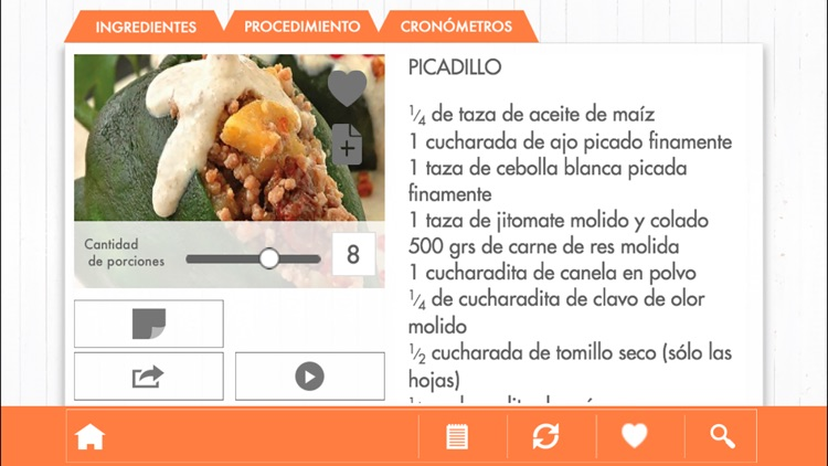 El Chef Larousse screenshot-2