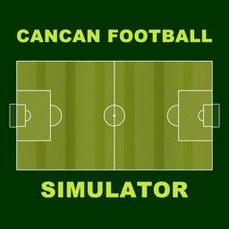 CANCAN Football Simulator