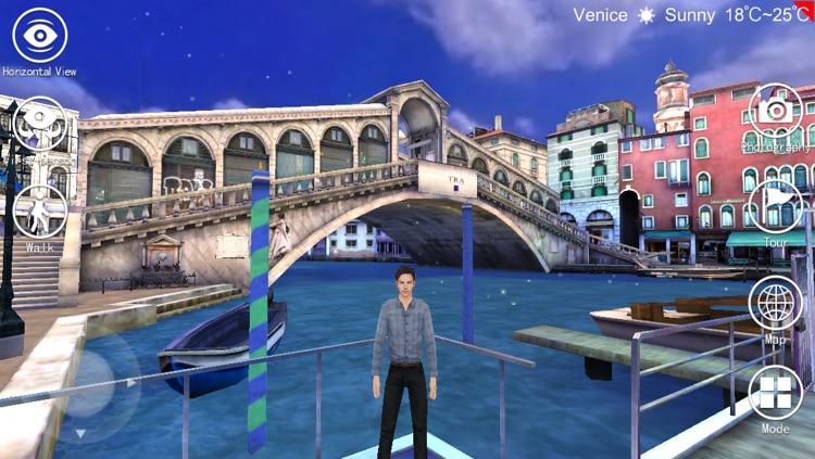 3D Venice screenshot-3
