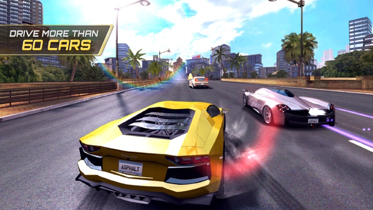 Asphalt 7: Heat screenshot-2