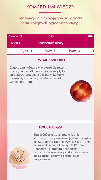 My pregnancy - Moja ciąża screenshot-3