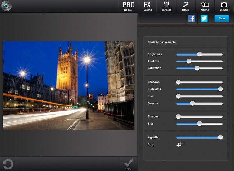 PixelPoint HD - Photo Editor and Camera Photo Effects
