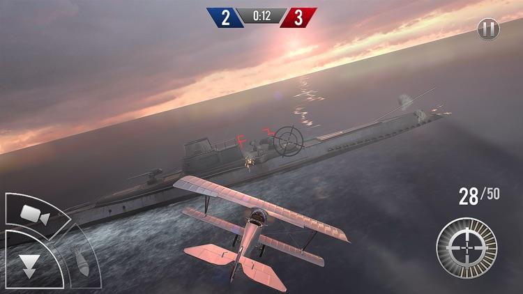 Ace Academy: Black Flight screenshot-3