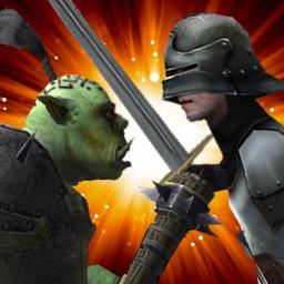 Orcs vs Knights