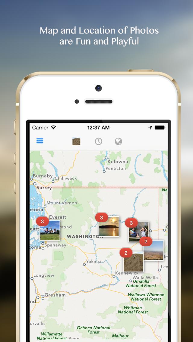 PhotosPro - Photos app reinvented. screenshot four