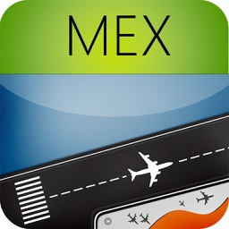 Mexico City Airport (MEX) Flight Tracker MEX