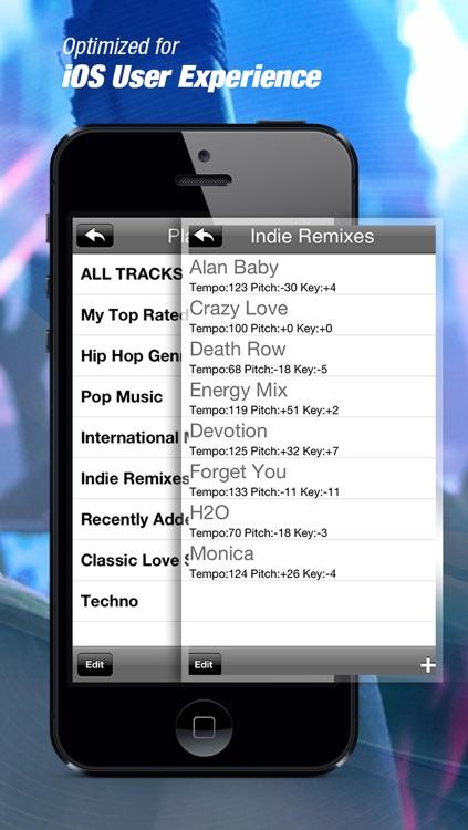 Pocket DJ Music Remixer screenshot-4