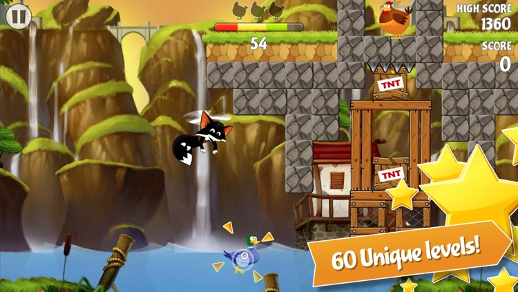 Flying Fox screenshot-3