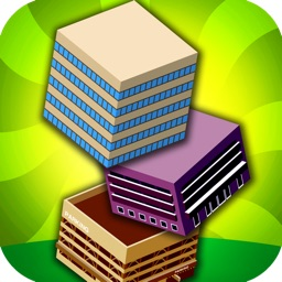 Skyscraper Bloxx Stackman FREE - A Block Stacking and Building Game