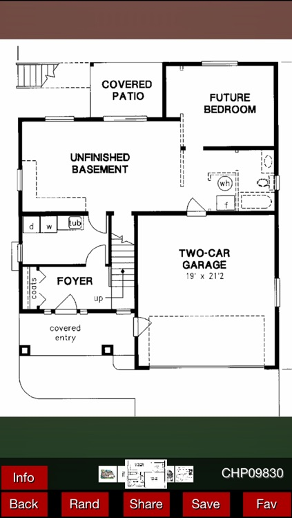 Contemporary House Plans screenshot-4