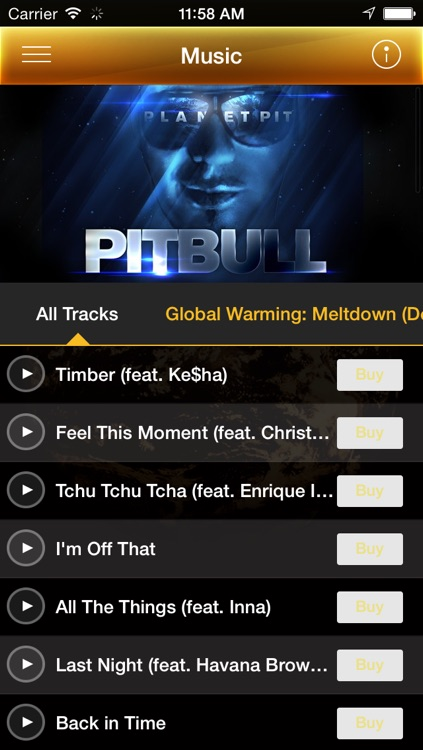 Pitbull screenshot-1