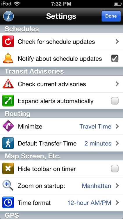 NYC Subway Trip Planner - Works Offline screenshot-4