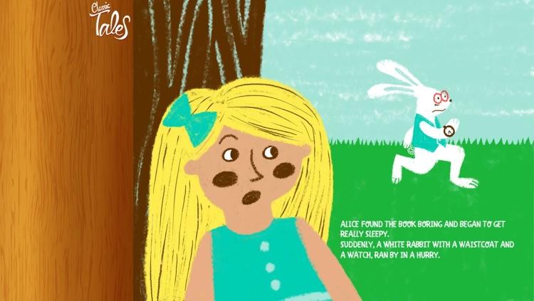 Alice in wonderland - Classic Tales