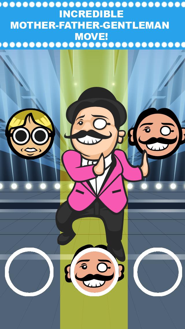 A Gentleman Style Dance Hype: Free Gangnam Music Gameのおすすめ画像2