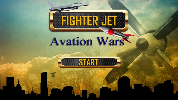 War Jet Dogfights in the Sky: Combat Shooting Game screenshot-3