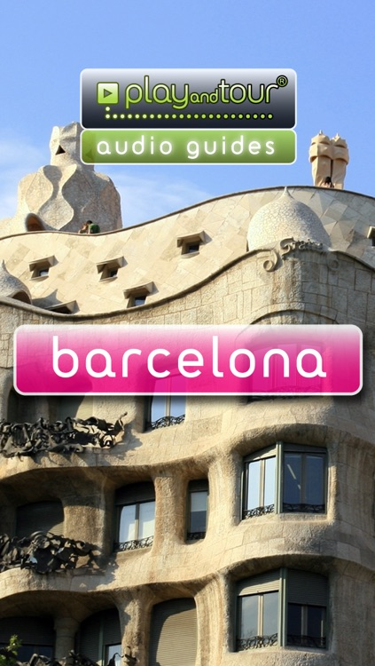 Barcelona touristic audio guide (english audio)