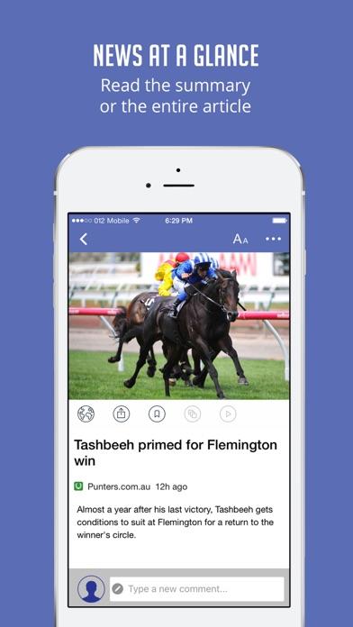 Horse Racing News & Videos - Sportfusion screenshot three